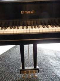 KIMBALL BABY GRAND IN WONDERFUL CONDITION