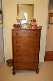 antique lingerie chest