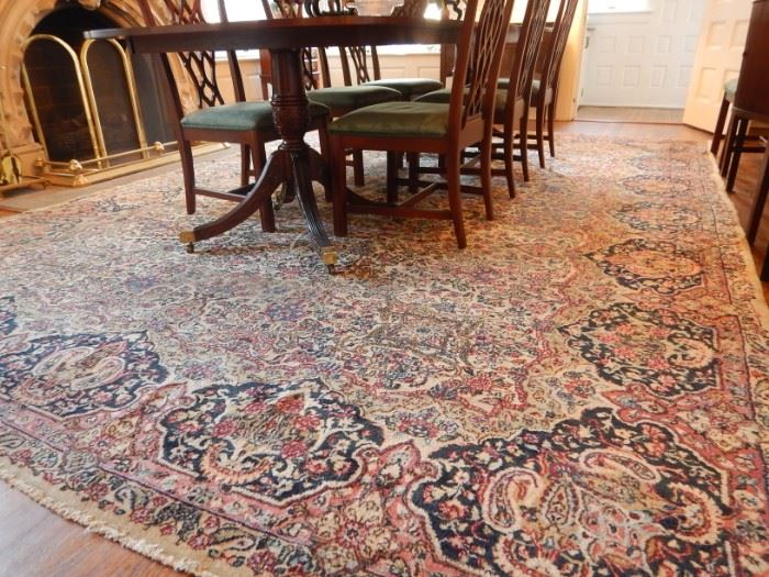 10X14 PERSIAN STYLE RUG