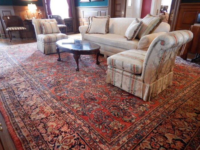 12X17 PERSIAN STYLE RUG