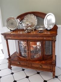 BACK FOYER SIDEBOARD WITH SP