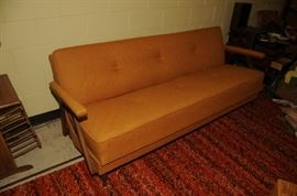 MID-CENTURY SOFA-SLEEPER