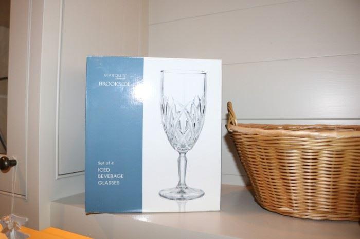 Waterford Brookside Iced Tea Glasses