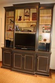 Entertainment Center   Bookcase