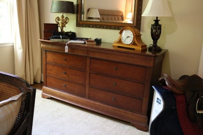 Vintage Louis Philippe Style Chest by Mt. Airy Dresser