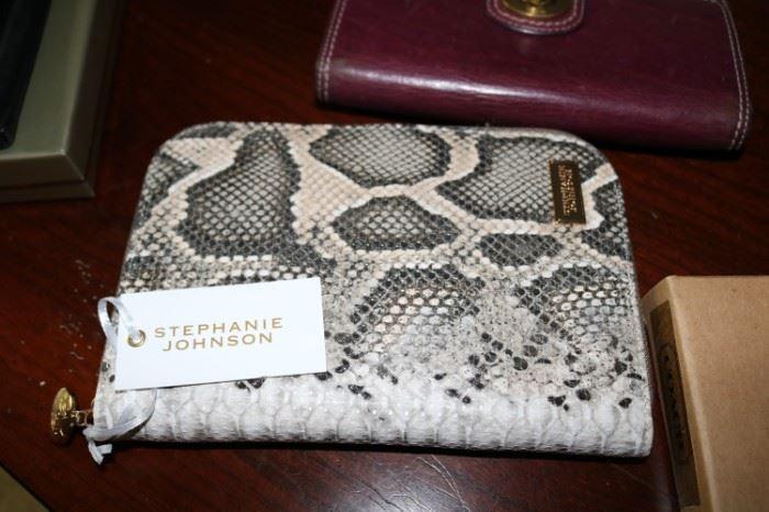 Stephanie Johnson Travel Jewelry Case