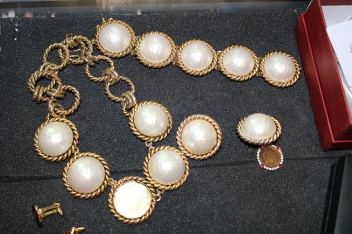 Edouard Rambaud Vintage Jewelry
