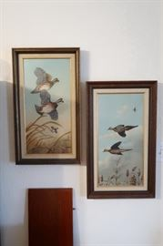 Thrasher oil paintings