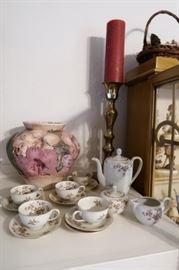 Western Germany tea set