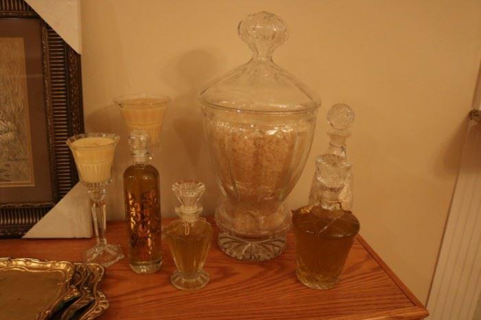 Lady Primrose Bath gels & Crystals   & Candles
