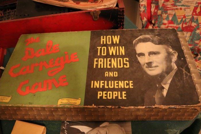 Dale Carnegie game