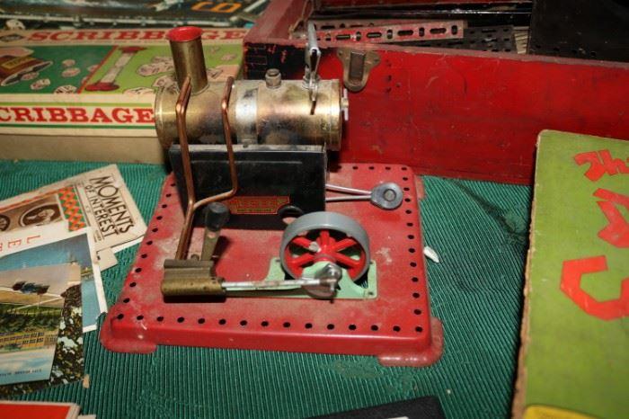 Mamod Engine
