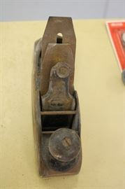 Antique Wood Plane  Woodworkers Carpenter's Tool