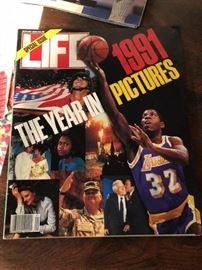 Life Magazines 1991