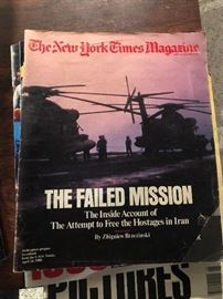 The New York Times The Failed Mission