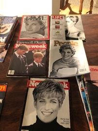 Princess Diana Magazines