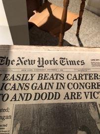 New York Times  November 5, 1981