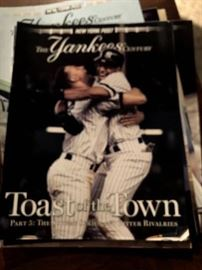 The Yankees Toast of the Town