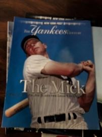 The Yankees The Mick