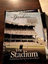 The Yankees The Stadium