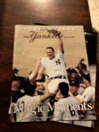 The Yankees Magic Moments
