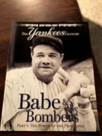 The Yankees Babe and the Bombers