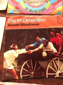The 5th Dimension Sweet Blindness 45