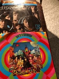 Rolling Stones she's a rainbow 45