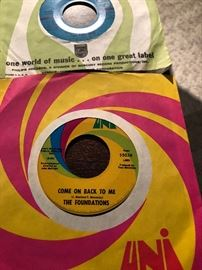 The Foundations 45RPM