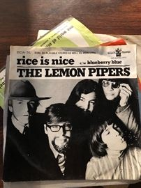 The Lemon Piples Rice is Nice C/W Blueberry Blue