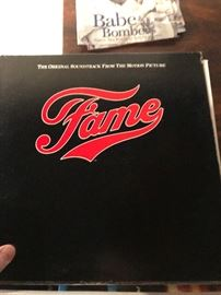 Fame original Soundtrack LP