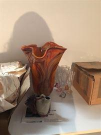 Art Glass Vases