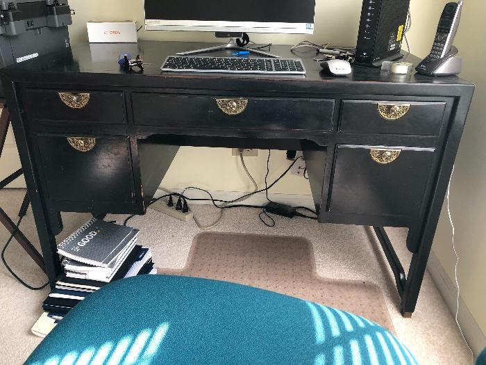 Imported from Japan Armoire with matching Desk