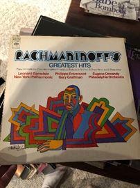 Rachmaninoff's Greatest Hits