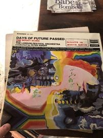 The Moody Blues Days of Future Passed Deram London