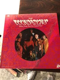 The Foundations Baby now that I've found you LP