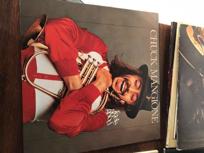 Chuck Mangione, Feels so Good LP