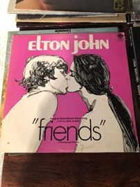 Elton John Friends