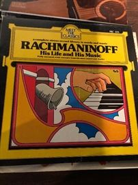 Rachmaninoff His life and his music
