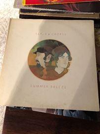 Seals and Crofts Summer Breeze LP