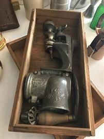 Vintage Meat grinder