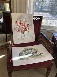 Beautiful Watercolors.............