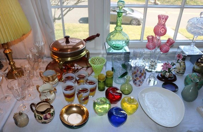 European and American Art Glass