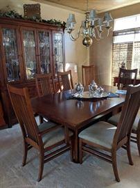 $2,600   Bob Timberlake Dining room Table