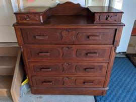 $160  Antique dresser