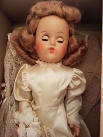Same doll, excellent condition