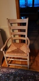 Wicker chair and good condition