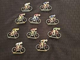 """Lead """"Tour de France"""" Figures"""