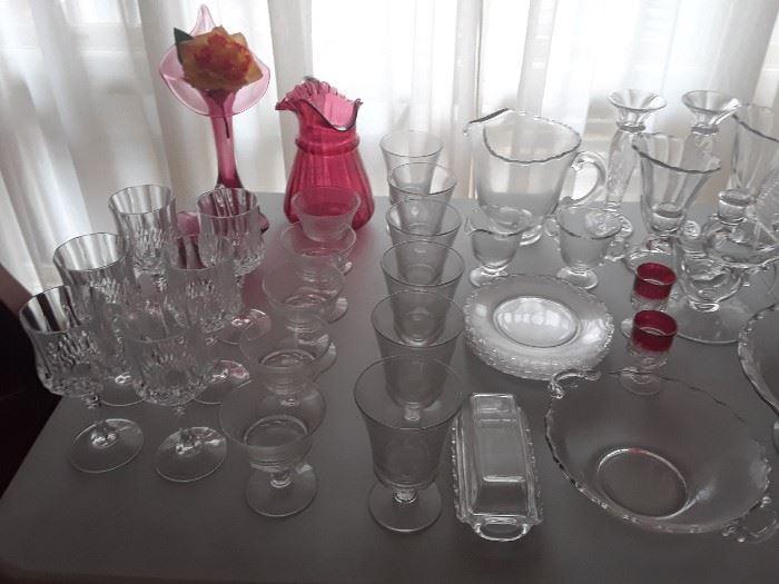Chrysal Goblets