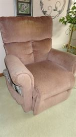 Super clean lift chair.  In excellent working condition.